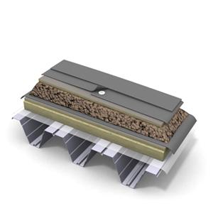 Скатные кровли: профилированный стальной лист (реконструкция)